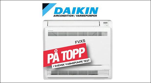 Gulv aircondition test