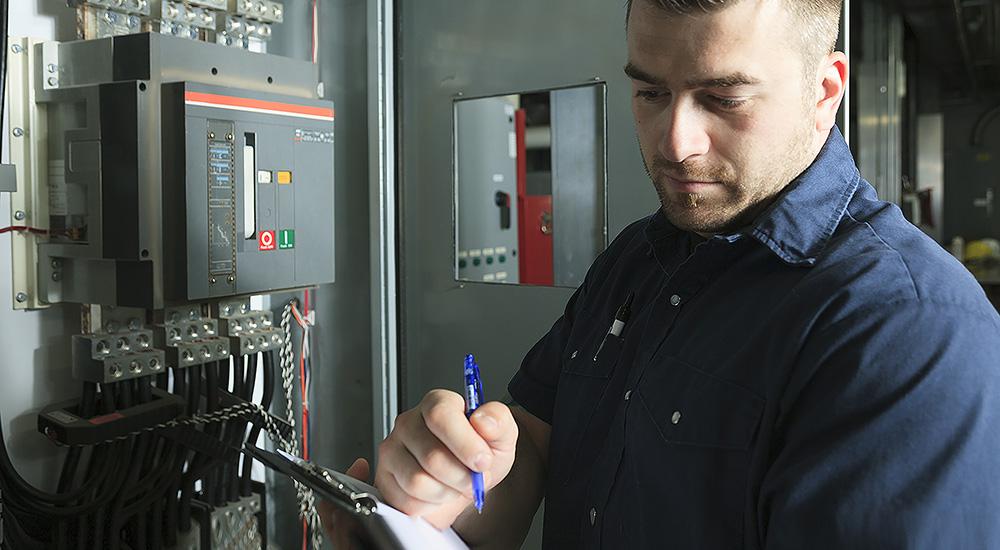 Hafslund kontroll av elektrisk anlegg